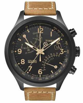 Timex Cronógrafo fly-back série Iq série T2N700